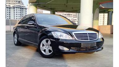 2008 Mercedes Benz S-Class S350L - Siap Pakai kondisi bagus sekali