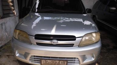 2001 Daihatsu Taruna FX - Siap Pakai
