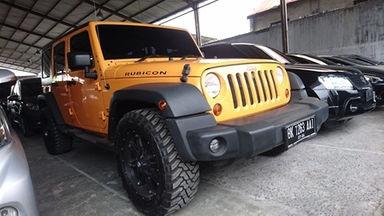 2012 Jeep Wrangler RUBICON - Terawat Mulus & Isitimewa