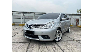 2017 Nissan Grand Livina XV