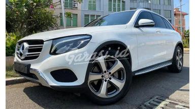 2016 Mercedes Benz Glc-250 Exclusive - Barang Istimewa Dan Harga Menarik