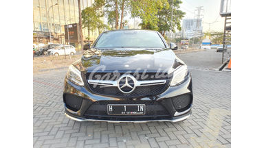 2015 Mercedes Benz GLE 400 Coupe ATPM - Siap Pakai Dan Mulus