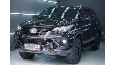 2020 Toyota Fortuner TRD