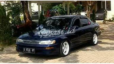 1995 Toyota Corolla SEG - Kesayangan Pribadi Siap Pakai