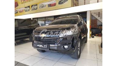 2018 Chevrolet Trailblazer LTZ - Unit siap pakai
