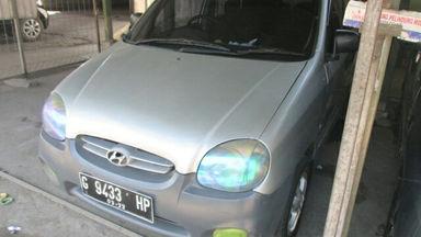 2002 Hyundai Atoz GLS - Kondisi Ciamik