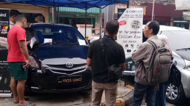 2012 Toyota Vios G - bekas berkualitas (s-5)