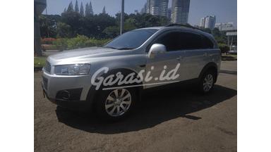 2011 Chevrolet Captiva TURBO - Istimewa Seperti Baru