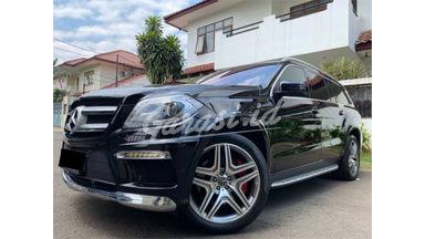 2014 Mercedes Benz GL AMG ATPM - FULL SPEK