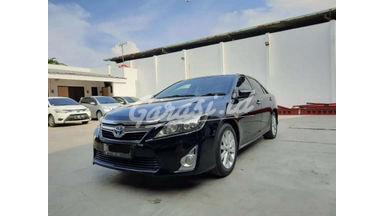 2013 Toyota Camry Hybrid 2.4 - SIAP PAKAI !
