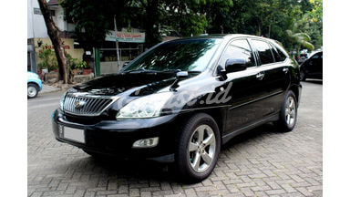 2009 Toyota Harrier L Premium - Good Condition