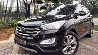 2012 Hyundai Santa Fe CDRi - Siap Pakai