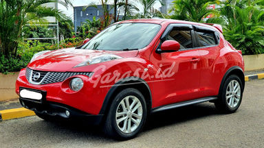2013 Nissan Juke RX Red edition