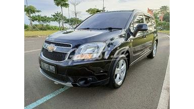2012 Chevrolet Orlando LT