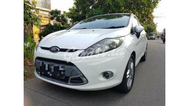 2012 Ford Fiesta Sport 1.6 AT