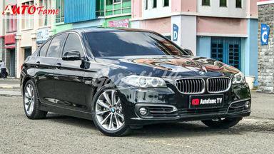 2016 BMW 5 Series F10 520d