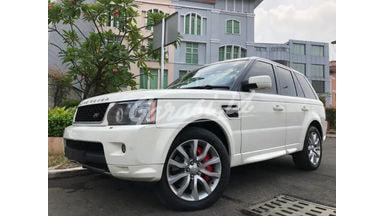 2010 Land Rover Range Rover Sport 4x4 ATPM - Garang Full Perawatan 4WD Bisa Kredit
