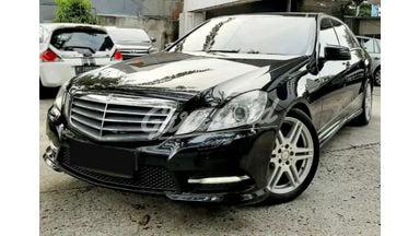 2013 Mercedes Benz E-Class E300 AMG Avantgarde - Kondisi Istimewa Full Orisinal Bisa Kredit