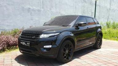 2013 Land Rover Range Rover Evoque Dynamic luxury - 4pintu