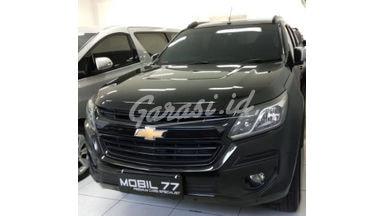 2018 Chevrolet Trailblazer LTZ - Siap Pakai Dan Mulus