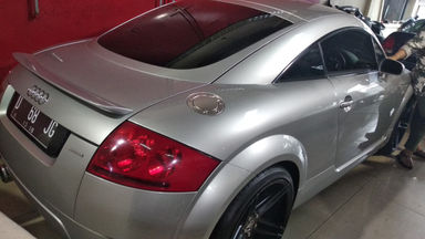 2000 Audi TT 1.8 - mulus terawat, kondisi OK, Tangguh (s-5)