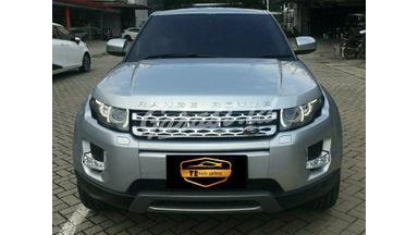 2013 Land Rover Range Rover Evoque 2.0
