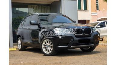 2012 BMW X3 xDirve 20d