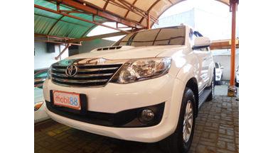 2012 Toyota Fortuner G VNT - Terawat Siap Pakai
