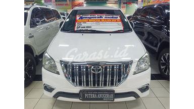 2013 Toyota Kijang Innova V lux - Favorit Dan Istimewa