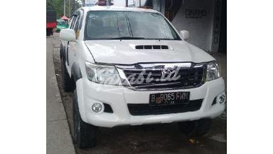 2012 Toyota Hilux E Double Cabin