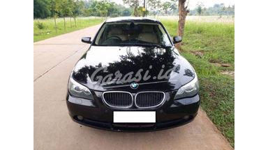 2004 BMW 520i 2.0 - Siap Pakai
