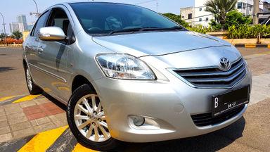 2011 Toyota Vios G 1.5 AT - KM 29 ribu asli, siap bersaing
