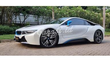 2016 BMW i i8 Coupe