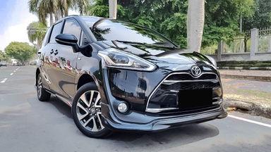 2017 Toyota Sienta Q - Mobil Pilihan (s-1)