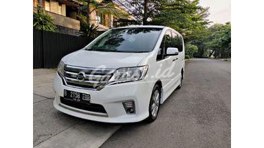 2013 Nissan Serena HWS - Unit Super Istimewa
