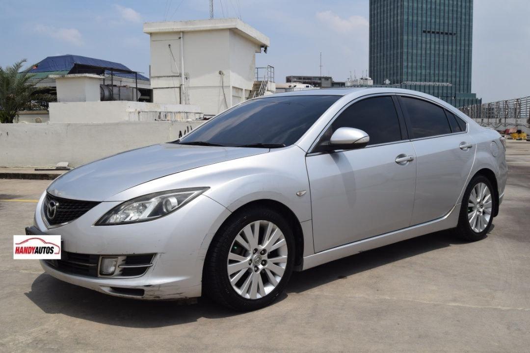 2010 Mazda 6 6