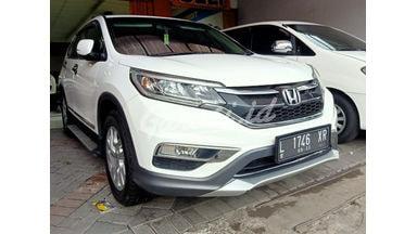 2017 Honda CR-V MANUAL