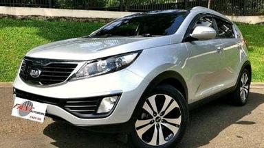 2013 KIA Sportage Allnew EX sunroof - Mulus Langsung Pakai