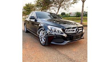 2017 Mercedes Benz C-Class C200 AVANTGARDE - Istimewa Siap Pakai