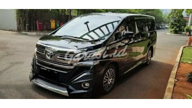 2017 Toyota Vellfire 2.5 G - Mobil Pilihan