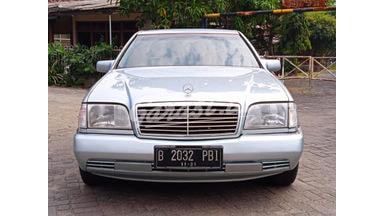 1992 Mercedes Benz S-Class S320 AT