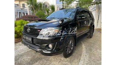 2015 Toyota Fortuner G