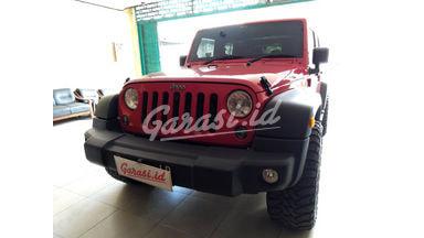 2014 Jeep Wrangler Unlimited Platinum