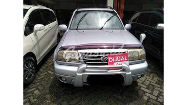 2003 Suzuki Escudo 2.0 Limited Edition - Siap Pakai