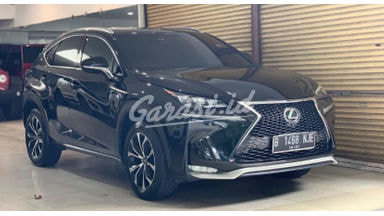 2016 Lexus Nx 200 Sport - Simulasi Kredit Tersedia