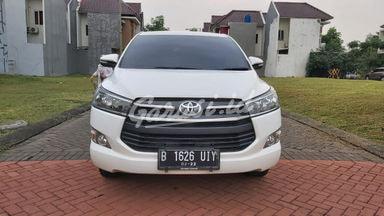 2017 Toyota Kijang Innova G