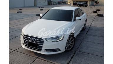 2013 Audi A6 Turbo - Istimewa Siap Pakai