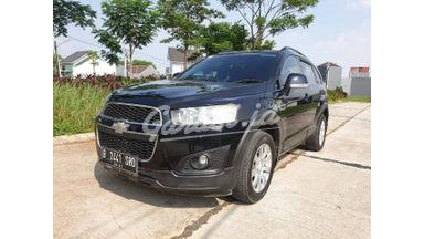 2015 Chevrolet Captiva VCDI