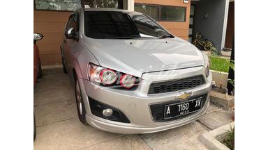 2012 Chevrolet Aveo LT
