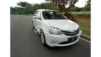 2016 Toyota Etios Valco E